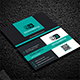 Corporate  Business Card - V3 - GraphicRiver Item for Sale