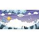 Vector Illustration Of Fairytale Landscape - GraphicRiver Item for Sale