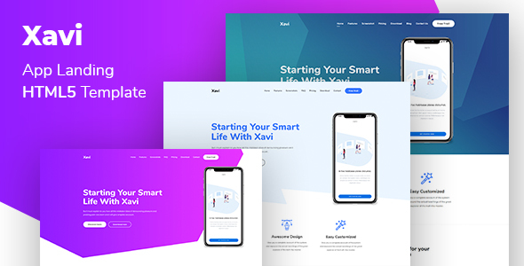 https://themeforest.net/item/xavi-app-landing-html5-template/22982082?ref=dexignzone