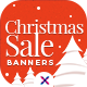 Free Download Christmas Sale Banner Set Nulled