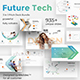 Free Download Future Tech 3 in 1 Pitch Deck Bundle Powerpoint Template Nulled