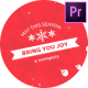 Christmas Card for Premiere Pro - VideoHive Item for Sale