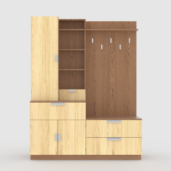 hallway 9 - 3DOcean Item for Sale