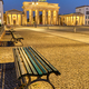 The Pariser Platz in Berlin at dawn - PhotoDune Item for Sale