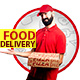 Food Delivery Service - VideoHive Item for Sale
