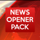 News Opener Pack - VideoHive Item for Sale