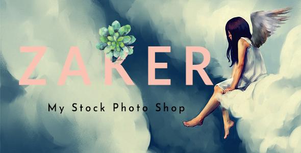 Zaker - My Stock Photo Shop by YouForest