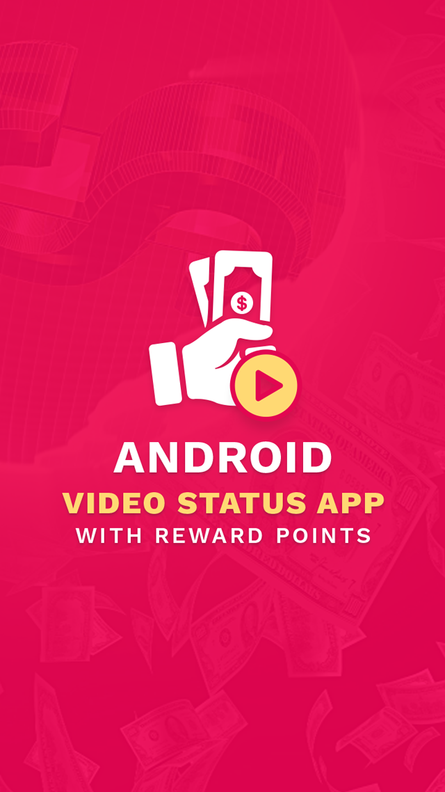 Android Video Status App With Reward Points Nulled - Android Video