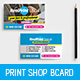 Print Shop Business Card - GraphicRiver Item for Sale
