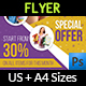 Free Download Special Offer Products Flyer Template Nulled