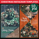 Free Download Christmas Instagram Story Templates Nulled