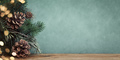 twig with pine cones bokeh background - PhotoDune Item for Sale