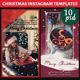 Christmas Instagram Story Templates - GraphicRiver Item for Sale