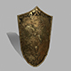 Shield_1 - 3DOcean Item for Sale