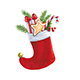 Free Download Christmas Sock with Gifts Nulled