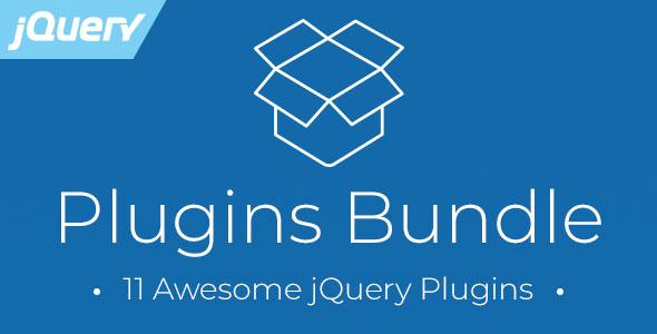 jQuery Plugins Bundle - CodeCanyon Item for Sale