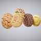 Cookies - 3DOcean Item for Sale