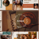 Nostalgia Google Slide Template - GraphicRiver Item for Sale
