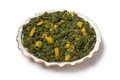 Dish with Moroccan style spinach salad - PhotoDune Item for Sale