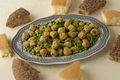 Moroccan style minced chicken balls, green peas bread - PhotoDune Item for Sale