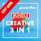 Special Creative Bundle 3 IN 1 Google Slide Templates - GraphicRiver Item for Sale