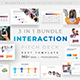 Interaction Pitch Deck 3 in 1 Bundle Keynote Template - GraphicRiver Item for Sale