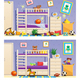 Children Room Interior Banners - GraphicRiver Item for Sale