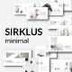 Free Download Sirklus Minimal Google Slide Nulled