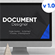Document Designer - VideoHive Item for Sale