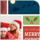 Cute Christmas and New Year Card - Volume 04 - GraphicRiver Item for Sale