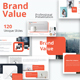 Brand Value Powerpoint Template - GraphicRiver Item for Sale