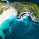 Views of Kelingking beach cliffs. Nusa Penida Island - PhotoDune Item for Sale