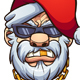 Gangster Santa - GraphicRiver Item for Sale