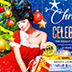 Christmas Celebration Party Flyer vol.3 - GraphicRiver Item for Sale