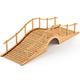 Wooden Bridge - 3DOcean Item for Sale
