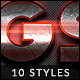 Free Download 10 Text Effects Vol. 32 Nulled
