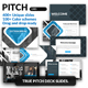 Grid - Pitch Deck Google Slides Template - GraphicRiver Item for Sale