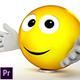 Funny Emoji Logo Reveal - VideoHive Item for Sale