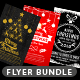 Free Download Merry Christmas Flyer Bundle Nulled