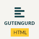 Free Download Gutengurd - Travel and Entertainment Blog HTML Template Nulled