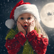 Cute little child on Christmas - PhotoDune Item for Sale