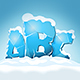 Ice Font - GraphicRiver Item for Sale