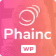 Free Download Phainc - Business Agency WordPress Theme Nulled