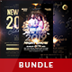 New Year Flyer Bundle - GraphicRiver Item for Sale