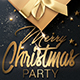 Free Download Merry Christmas Flyer Nulled
