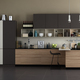 Modern kitchen with full accessories - PhotoDune Item for Sale