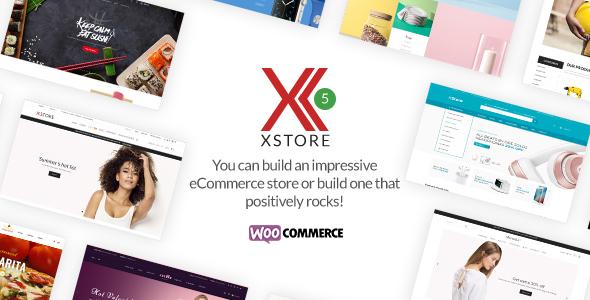 XStore | Responsive Multi-Purpose WooCommerce WordPress Theme - WooCommerce eCommerce