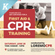Free Download CPR Training Flyer Templates Nulled