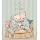 Cozy Winter Pigs - GraphicRiver Item for Sale
