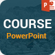 Course Multipurpose PowerPoint Presentation Template - GraphicRiver Item for Sale